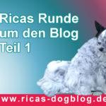 Ricas Runde um den Blog #1 - Lesetipps Monat November
